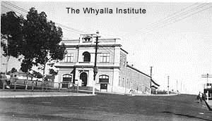 The Whyalla Institute